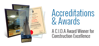 accreditations and awards